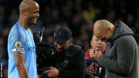 Man City facing 1-season ban from Champions League