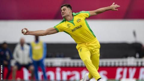 Marcus Stoinis has played 41 one-day internationals and 19 T20s for Australia