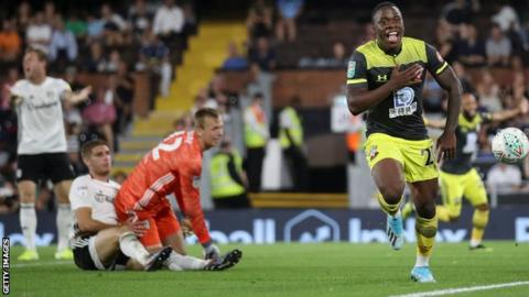 Michael Obafemi signed a new three-and-a-half-year contract with Southampton in February