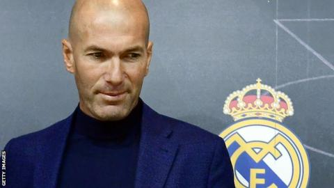 f308fff007fd Zinedine Zidane played for Real Madrid from 2001 to 2006 and originally  managed them from 2016 to 2018