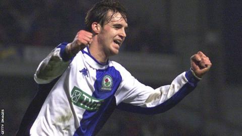 Matt Jansen: Ex-Blackburn striker on scooter accident