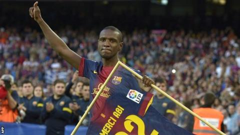 Eric Abidal: Barcelona deny former president bought illegal liver for defender