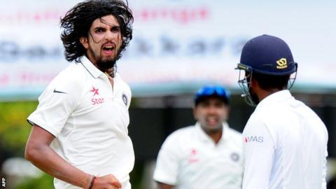 India bowler Ishant Sharma