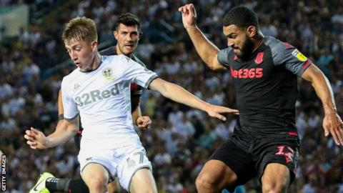 Stoke City confirm departure of loan defender