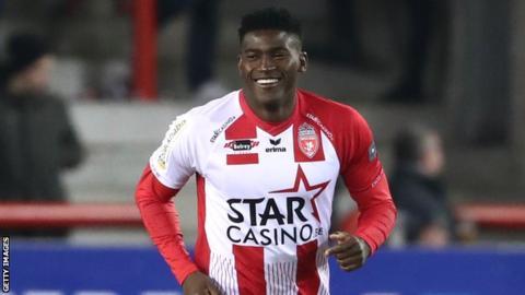 Nigeria under-23 striker Taiwo Awoniyi