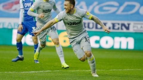 Jack Marriott scores for Derby