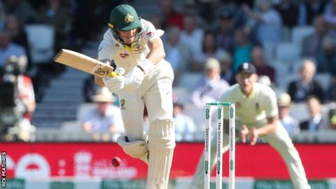 Marnus Labuschagne was one of Australia's stars as they retained the Ashes last summer