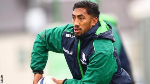 Heineken European Champions Cup: Aki and Dillane to start for Connacht against Montpellier