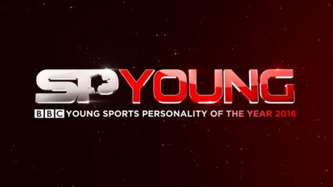 Young Sports Personality of the Year award 2016 Logo