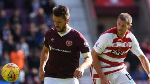 Hearts and Hamilton will be desperate to pick up a vital three points at Tynecastle