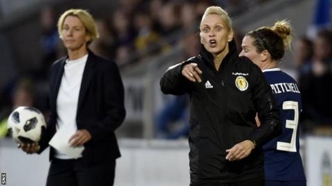 Shelley Kerr's Scotland will play in the World Cup finals this summer