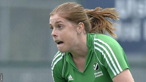 Ireland captain Katie Mullan gave her side the lead against Scotland