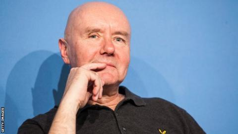 irvine welsh wife