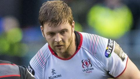 Iain Henderson of Ulster