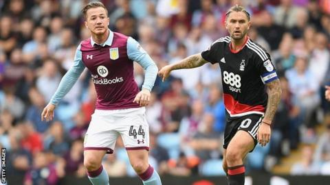 Ross McCormack and Henri Lansbury