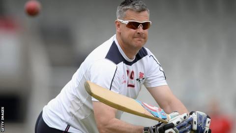 Lancashire director of cricket Ashley Giles