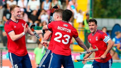 FIH Pro League: Great Britain dominate in big win over Olympic champions Argentina but women lose 4-2