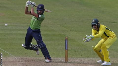 Ranked England stunned by Scotland in only ODI