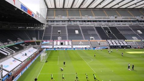 Newcastle fans 'confused and heartbroken' by takeover collapse