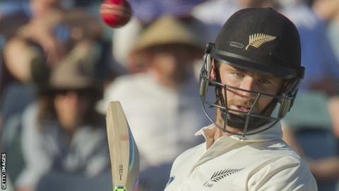 New Zealand batsman Kane Williamson