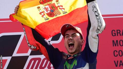 Jorge Lorenzo: Three-time MotoGP champion to retire after Valencia finale