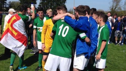 Guernsey celebrate