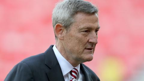 Ellis Short at the Stadium of Light