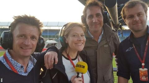 BBC F1 Team