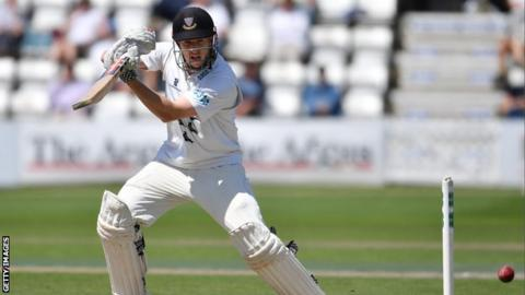 Wells' father Alan and uncle Colin are both former Sussex players