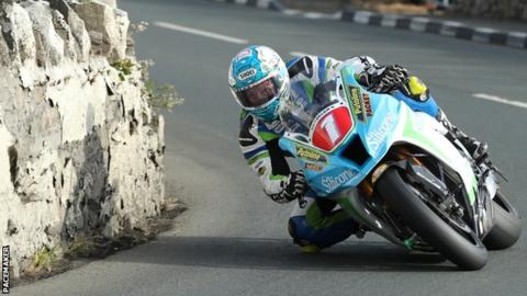 Dean Harrison hopes to earn a fourth Solo Championship title at Billown