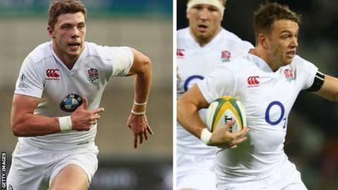 Theo Brophy Clews and Alex Lewington