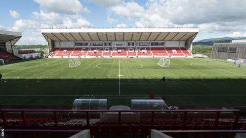 Broadwood Stadium, Cumbernauld