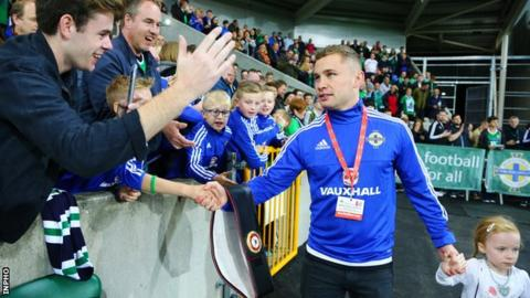 Carl Frampton is set to fulfil his wish of fighting before his fans at Windsor Park