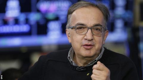 Fiat Chrysler To Replace Ill CEO