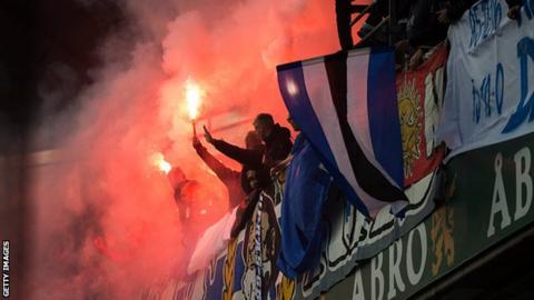 Gothenburg fans