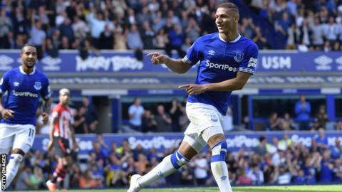 Richarlison gets first call-up for Brazil