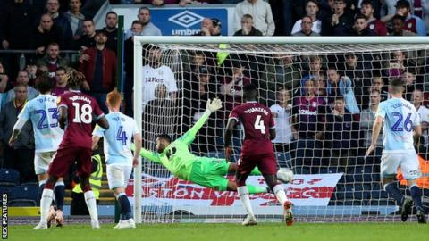 Conor Hourihane scores for Aston Villa
