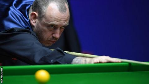 Mark Williams Welsh Snooker Player Delighted To End Six Year Ranking Title Wait Bbc Sport
