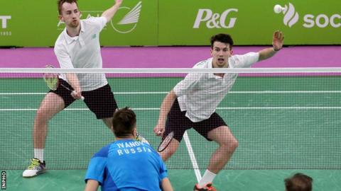 Magee brothers Joshua and Sam claim bronze despite defeat at the European Games