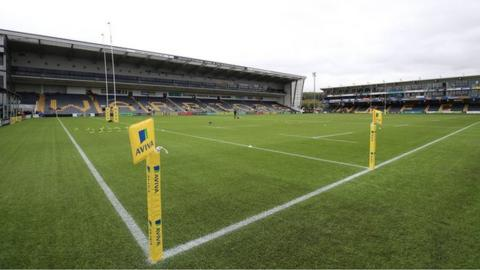 Sixways first staged Premiership rugby in 2004