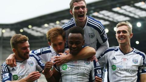 West Brom takeover