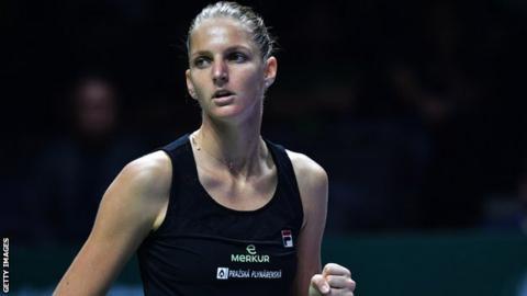 Osaka drawn in tough group in WTA Finals debut