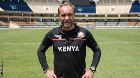 Kenya and Sebastien Migne end contract by mutual consent