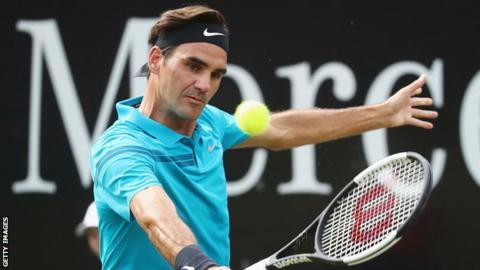 Roger federer will return to top spot after reaching mercedes cup federer skipped the clay court season to concentrate on the grass court campaign voltagebd Image collections