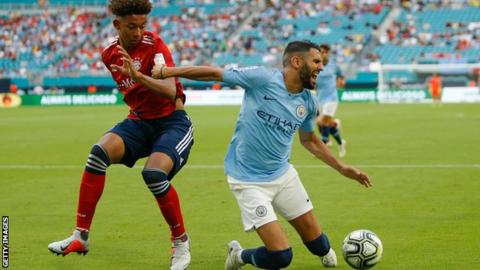International News Mahrez injury keeps Manchester City anxious 16 hours ago