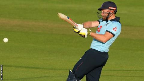 Bairstow was in top form as he raced to his 82 on Saturday