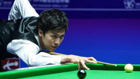 Thepchaiya Un-Nooh is the fastest player on the World Snooker Tour, according to new research