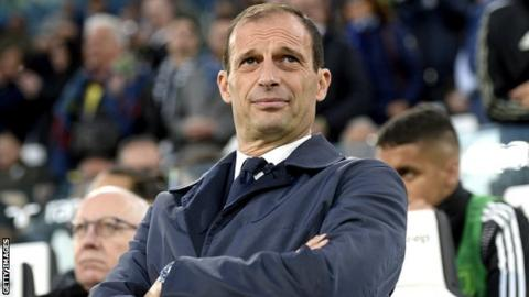 Allegri set for talks with Juventus president Agnelli