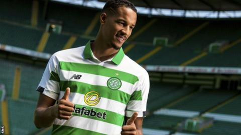 Celtic's Christopher Jullien