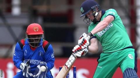 Afghanistan and Ireland will meet in three T20s and three ODIs next month